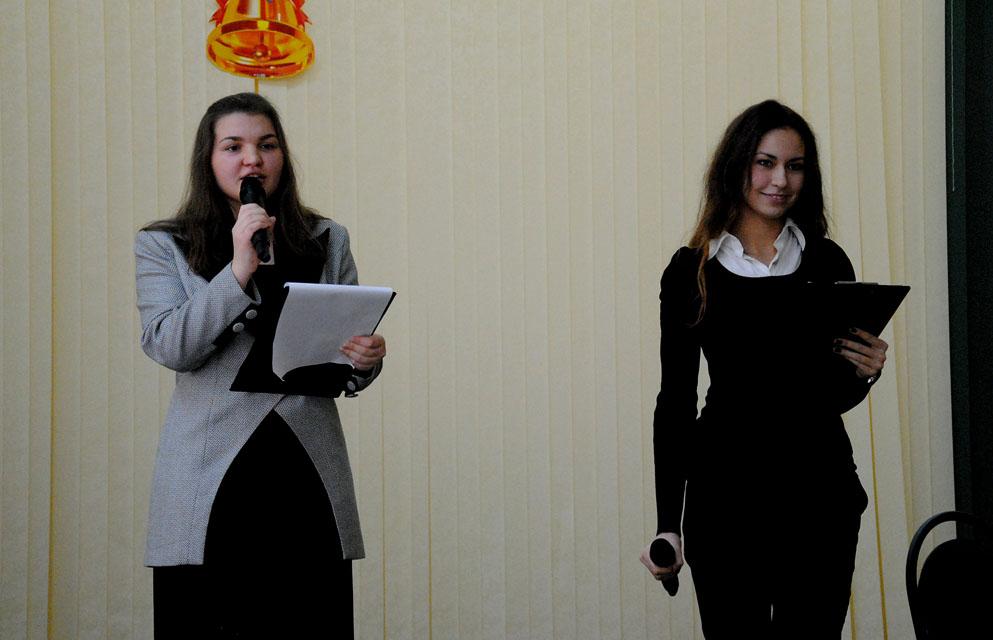 Белкова Екатерина и Круглова Кристина