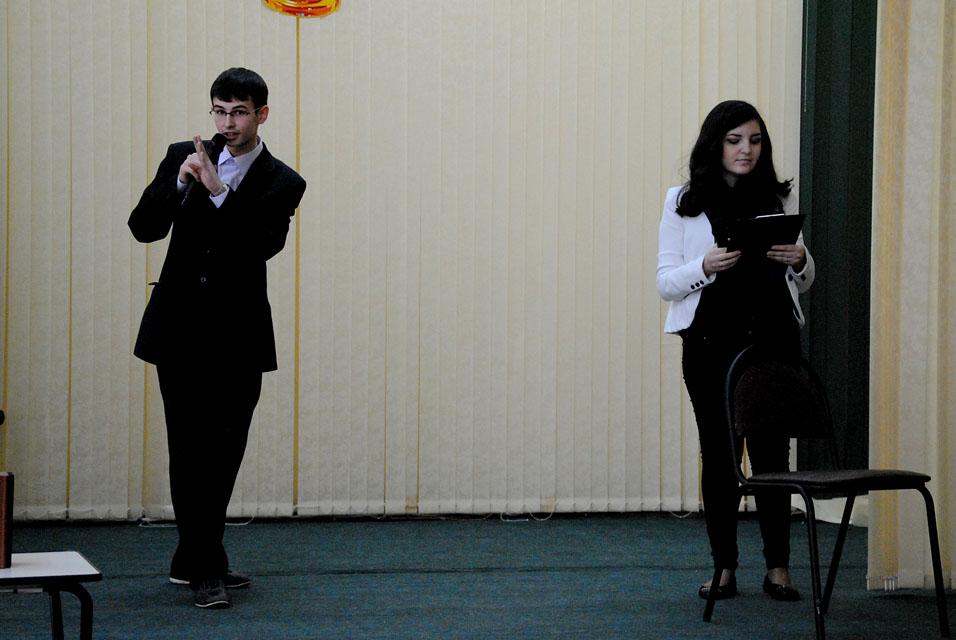 Матуляк Ярослав и Симонян Рипсиме
